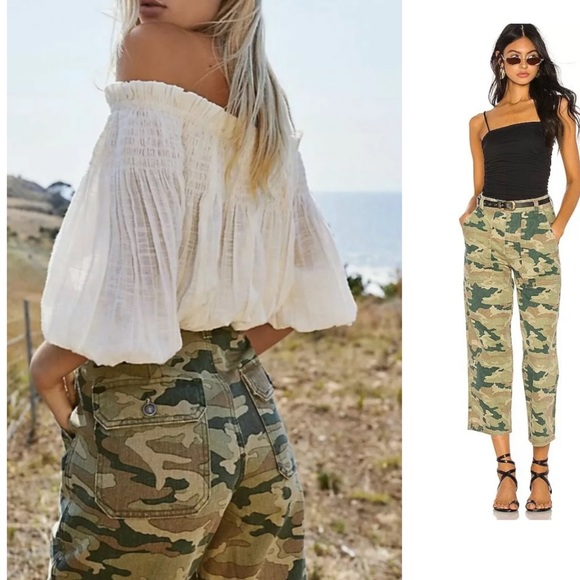 WE THE FREE PEOPLE REMY AMERICAN PATRIOT CAMO PANT